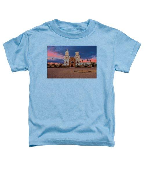 The White Dove Of The Desert Toddler T-Shirt