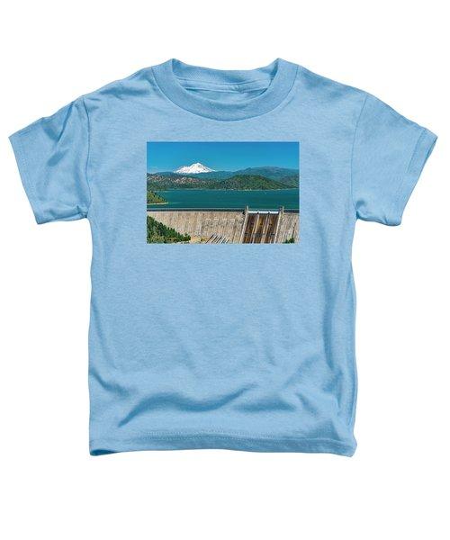 Three Shastas Toddler T-Shirt