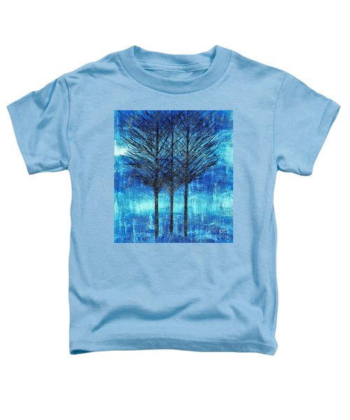 Three Trees  Toddler T-Shirt