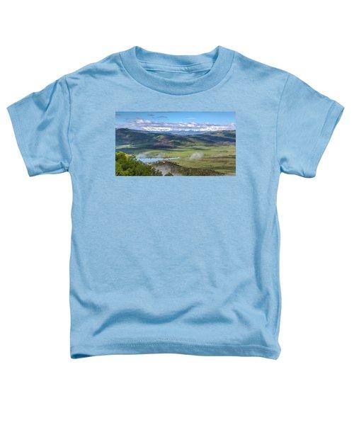 Timbers View  Toddler T-Shirt