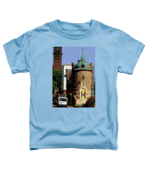 Time To Face The Harvard Lampoon Toddler T-Shirt