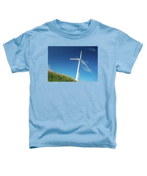 Tipping Windmills Toddler T-Shirt