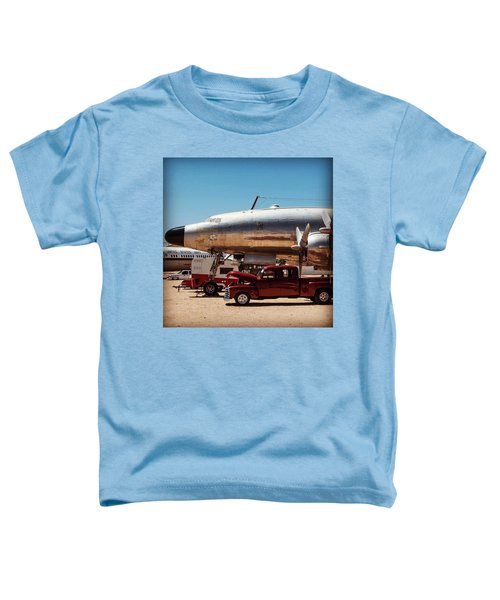 Torque Fest Pima Air And Space Museum Toddler T-Shirt