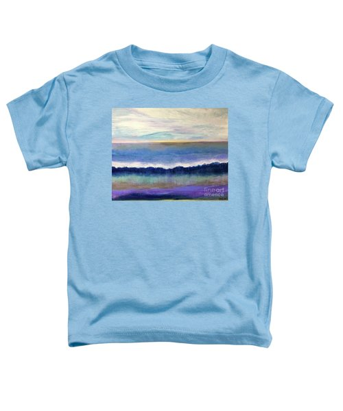 Tranquil Seas Toddler T-Shirt