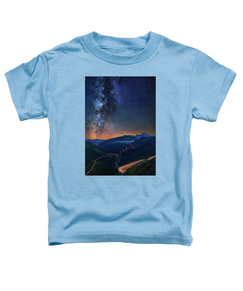 Transience And Eternity Toddler T-Shirt
