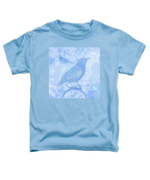 Tree Birds II Toddler T-Shirt