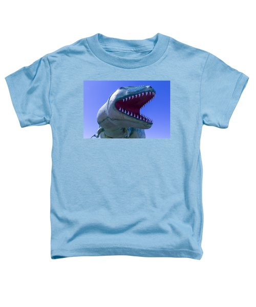 Trex Dinosaur Toddler T-Shirt