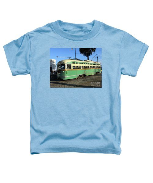 Trolley Number 1058 Toddler T-Shirt