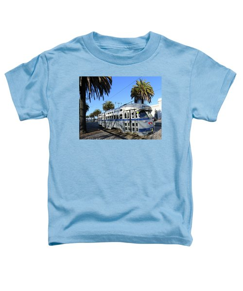 Trolley Number 1070 Toddler T-Shirt