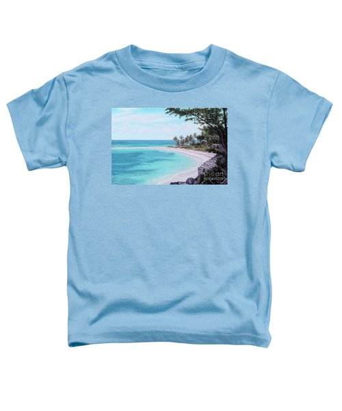 Twin Cove Paradise Toddler T-Shirt