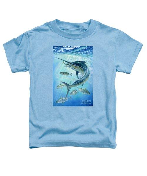 Underwater Hunting Toddler T-Shirt