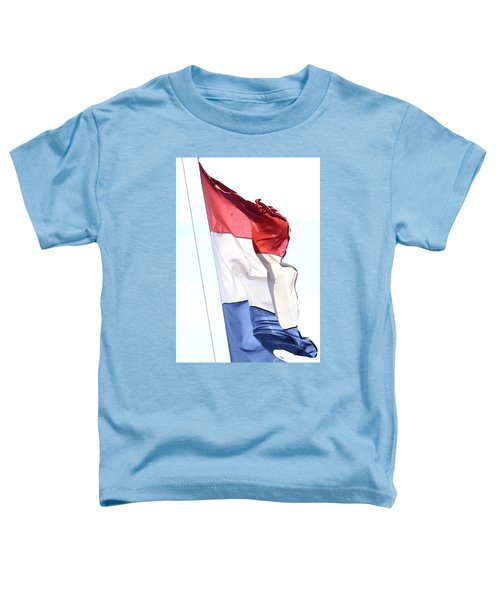 Toddler T-Shirt featuring the photograph Unfurl 02 by Stephen Mitchell