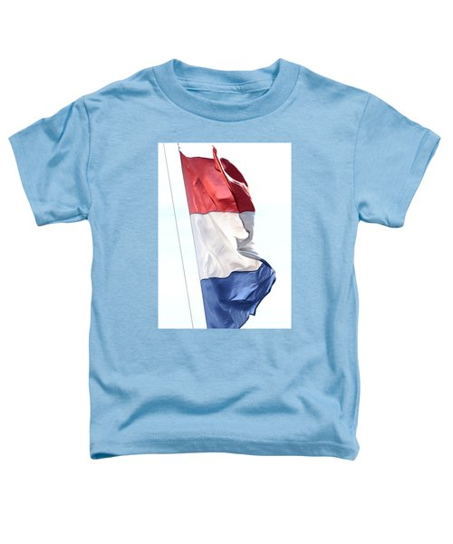 Toddler T-Shirt featuring the photograph Unfurl 03 by Stephen Mitchell