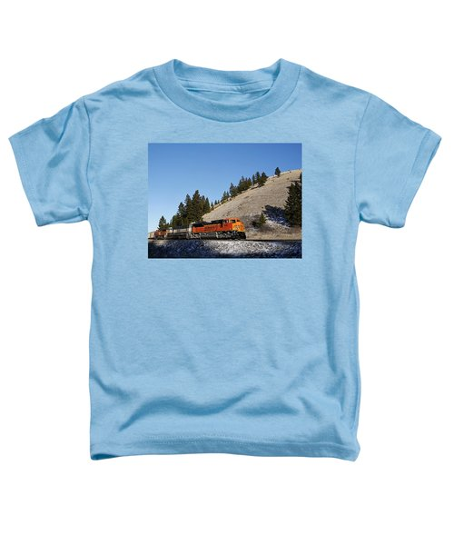 Up Hill And Into The Sun Toddler T-Shirt