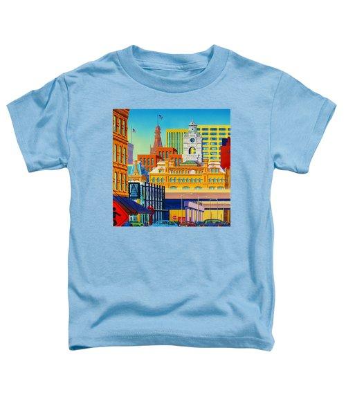 Urban Fugue Toddler T-Shirt
