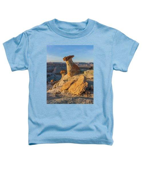 Utah Hoodoos At Sunset Toddler T-Shirt