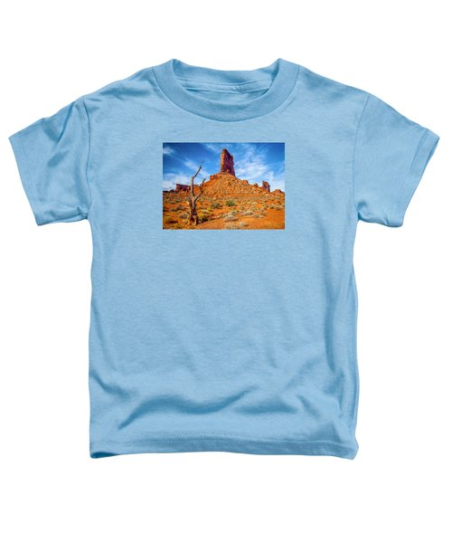 Valley Of The Gods Toddler T-Shirt