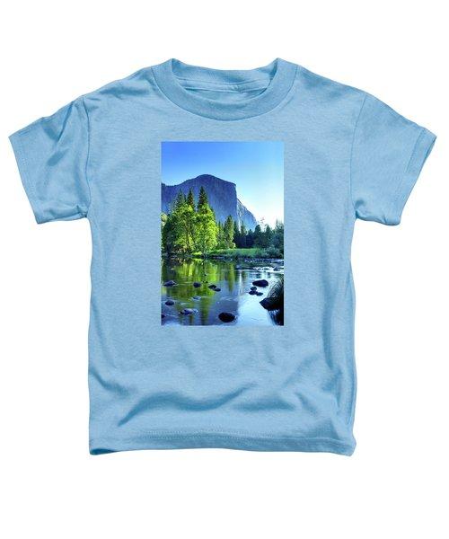 Valley View Morning Toddler T-Shirt