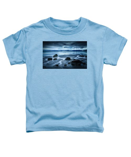 Vatnajokull From Stokksnes Toddler T-Shirt