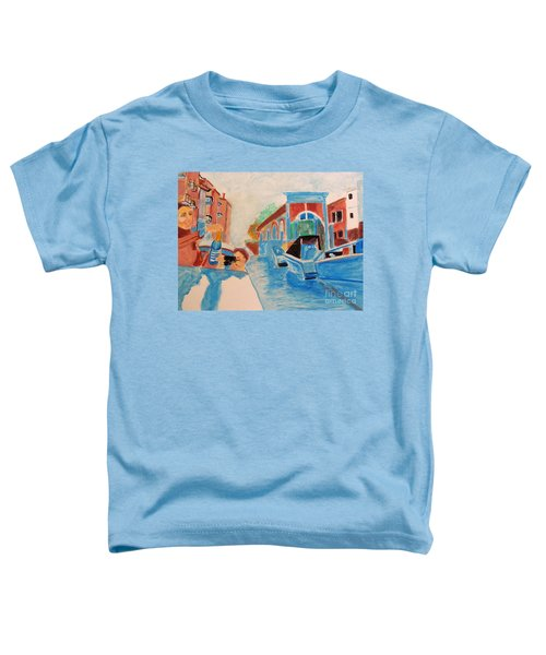 Venice Celebration Toddler T-Shirt