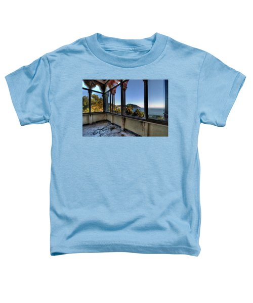 Villa Of Windows On The Sea - Villa Delle Finestre Sul Mare II Toddler T-Shirt