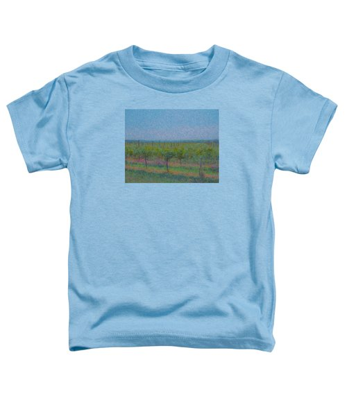 Vines In The Sun Toddler T-Shirt