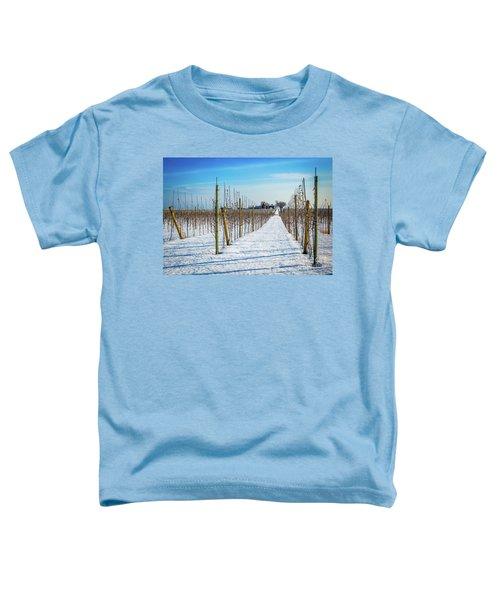 Vinyard On Down Road  Toddler T-Shirt