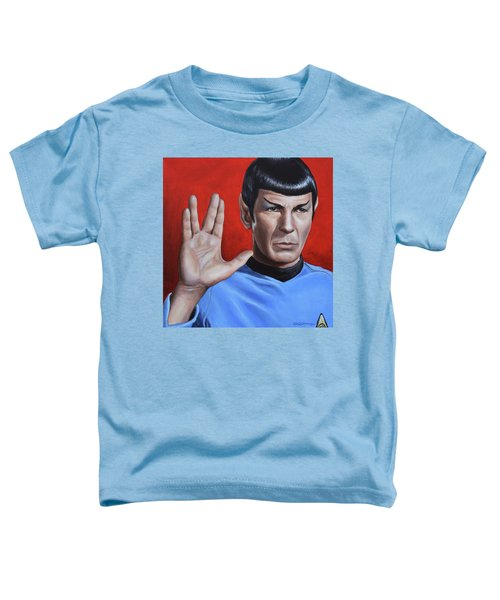 Vulcan Farewell Toddler T-Shirt