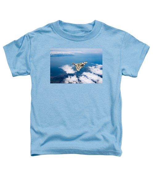 Vulcan Over South Wales Toddler T-Shirt