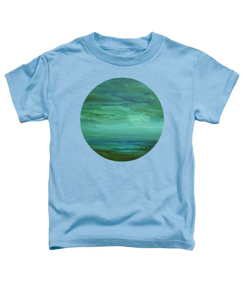 Waiting By The Shore Toddler T-Shirt