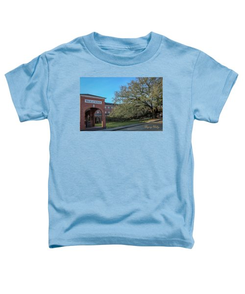 Walk Of Honor Entrance Toddler T-Shirt
