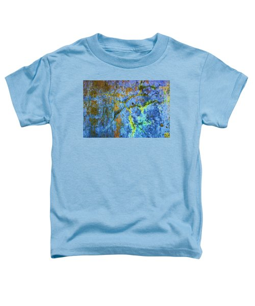 Wall Abstraction I Toddler T-Shirt