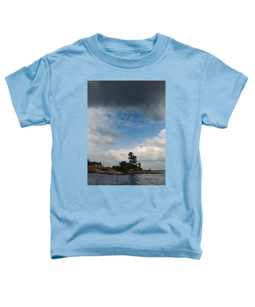 Wall Island 3623 Dramatic Sky Toddler T-Shirt