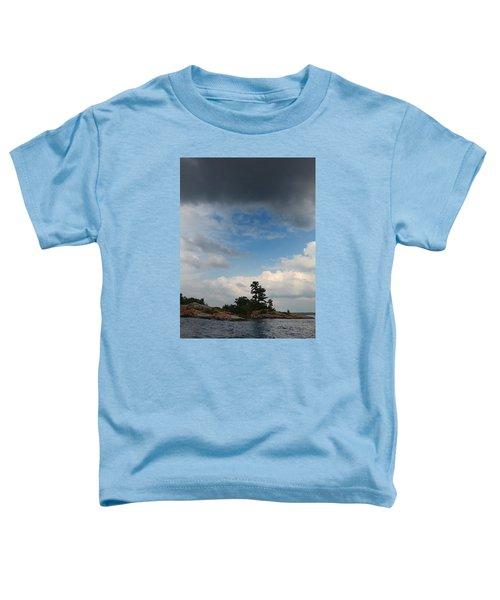 Wall Island 3623 Dramatic Sky Toddler T-Shirt