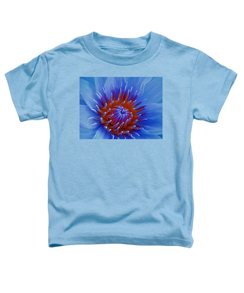 Water Lily Center Toddler T-Shirt