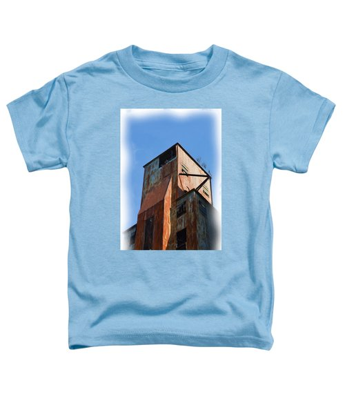 Waterfront Decay Two Toddler T-Shirt