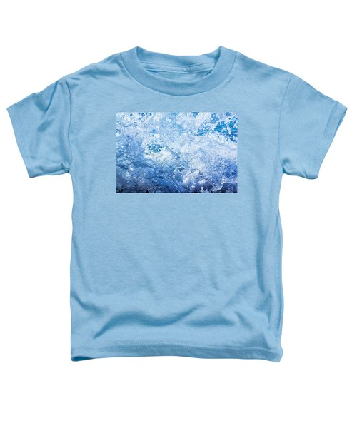Wave With Hole Toddler T-Shirt