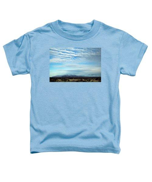 West Texas Skyline #2 Toddler T-Shirt