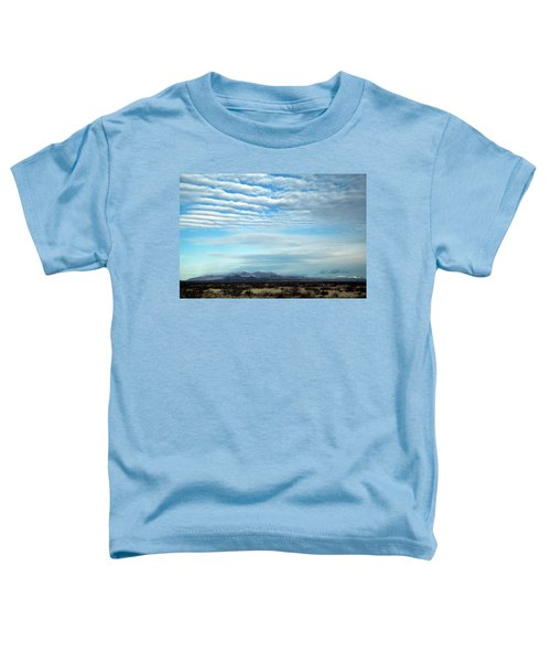 West Texas Skyline #2 Toddler T-Shirt