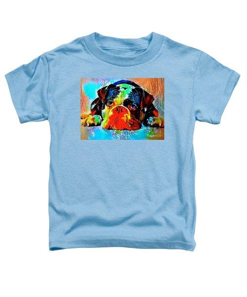 Wet Blanket Toddler T-Shirt
