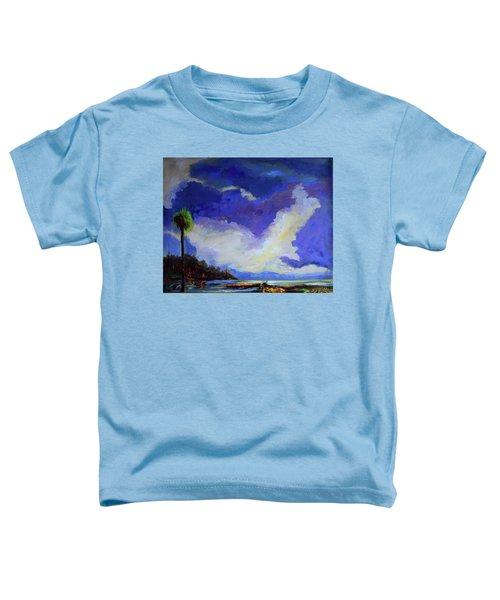 Wetlands Sky  Toddler T-Shirt