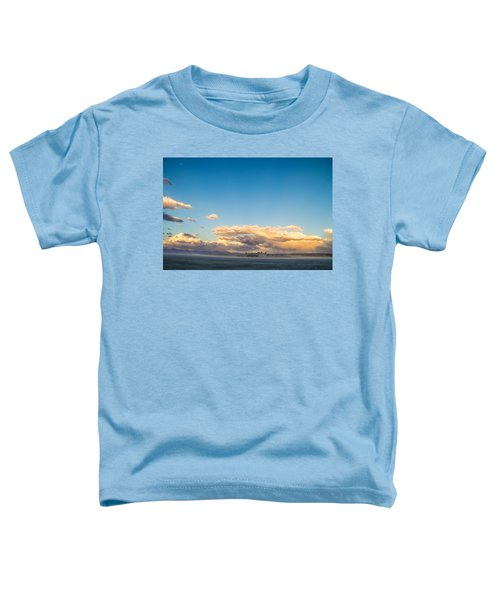 When The Sun Goes Down Toddler T-Shirt