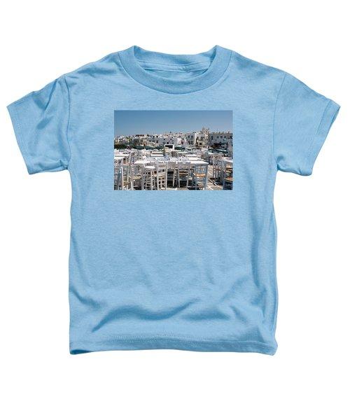 Whitewashed Naoussa Toddler T-Shirt