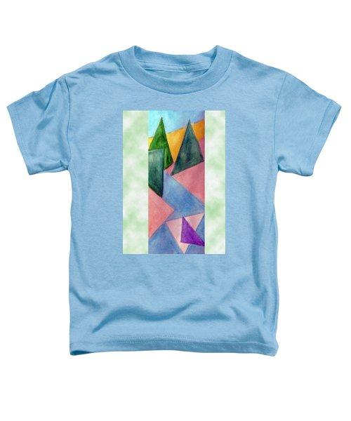 Whitewater Raft Toddler T-Shirt