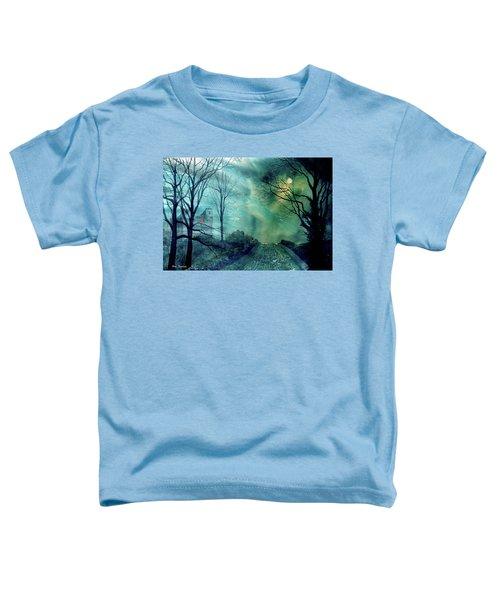 Whorlton Castle Toddler T-Shirt