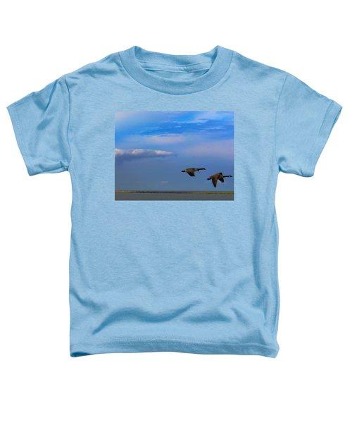 Wild Goose Chase Toddler T-Shirt