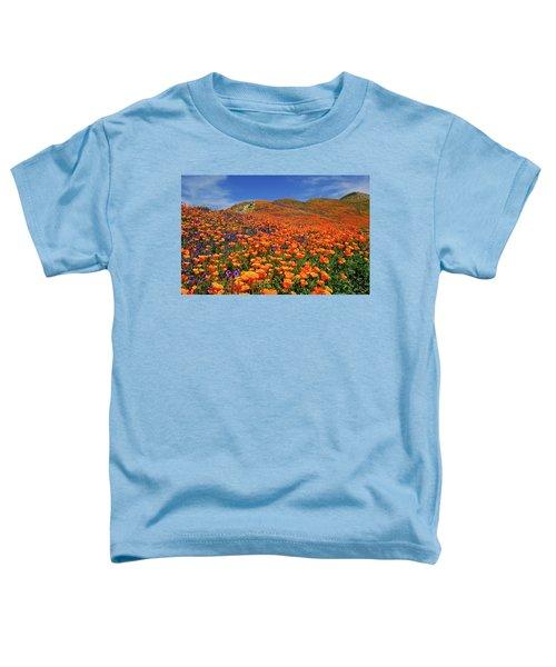 Wildflower Jackpot Toddler T-Shirt