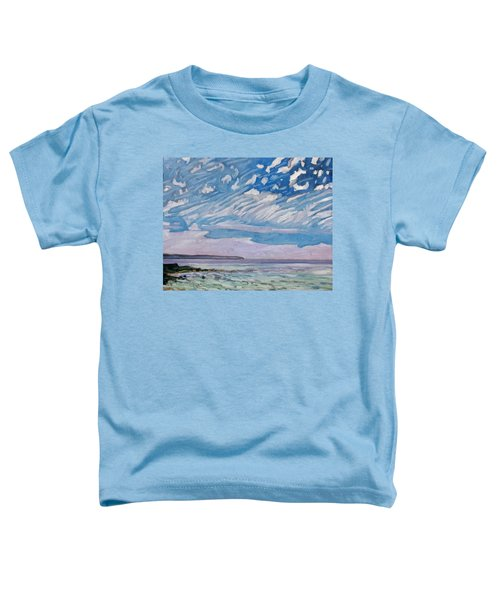 Wimpy Cold Front Toddler T-Shirt