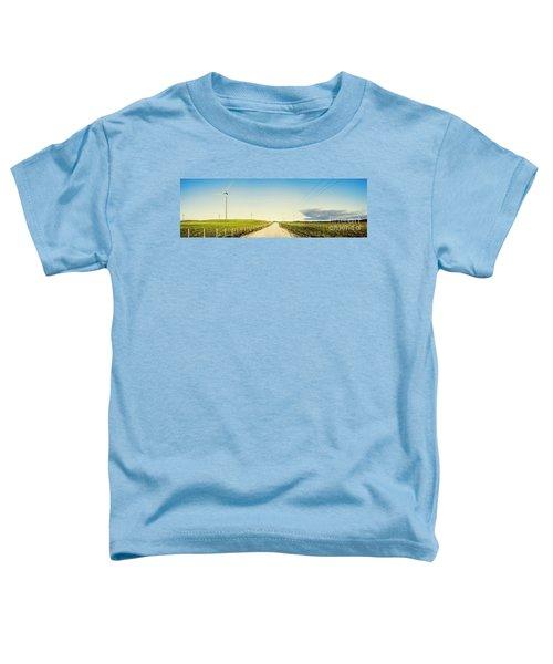 Windfarm Way Toddler T-Shirt
