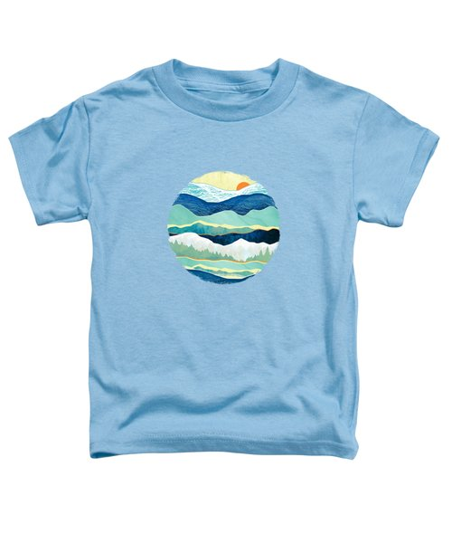 Winter Afternoon Toddler T-Shirt